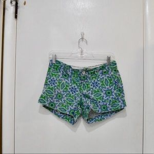 Patterned ON shorts